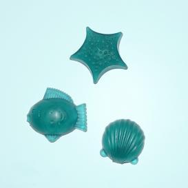 Colorante líquido azul para jabón de glicerina