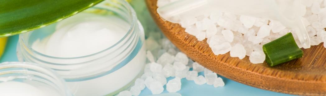 Principios activos para cosmética casera