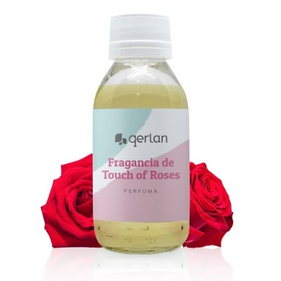 Fragancia Touch of Roses