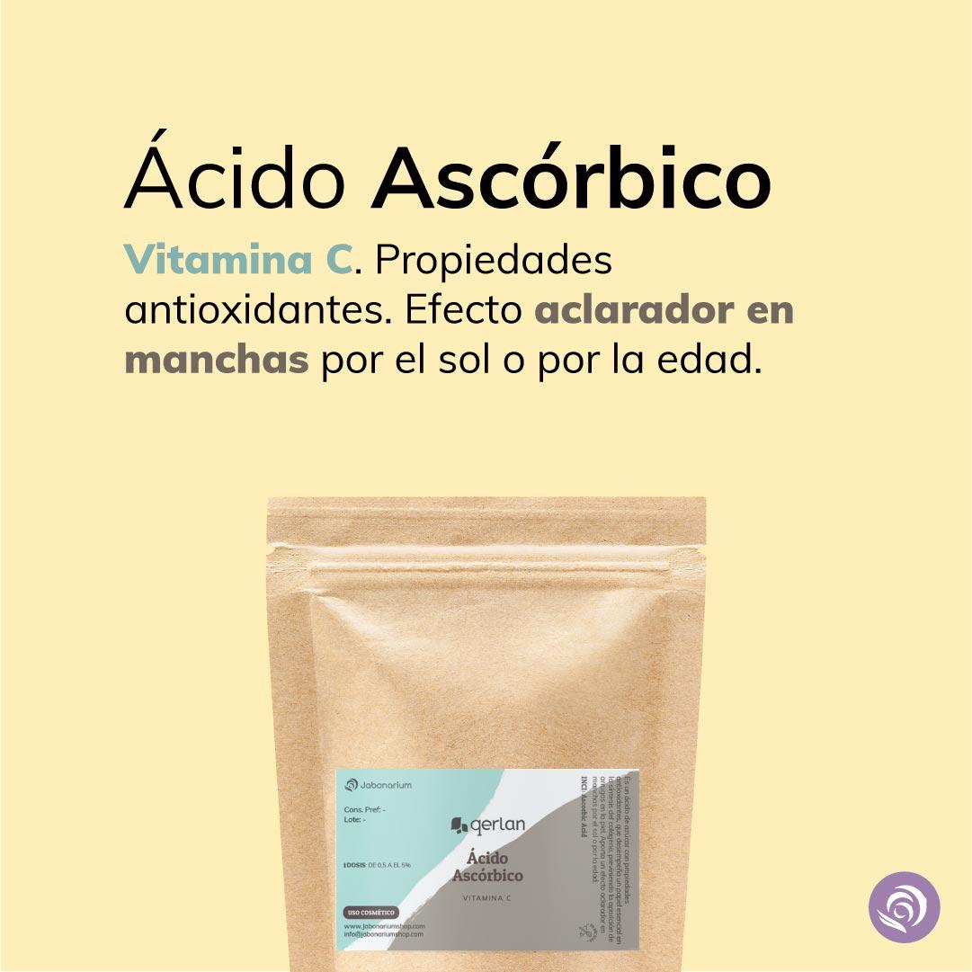 acidos para hacer cosmética natural