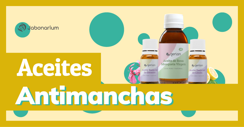ingredientes naturales para tratar las manchas en la piel